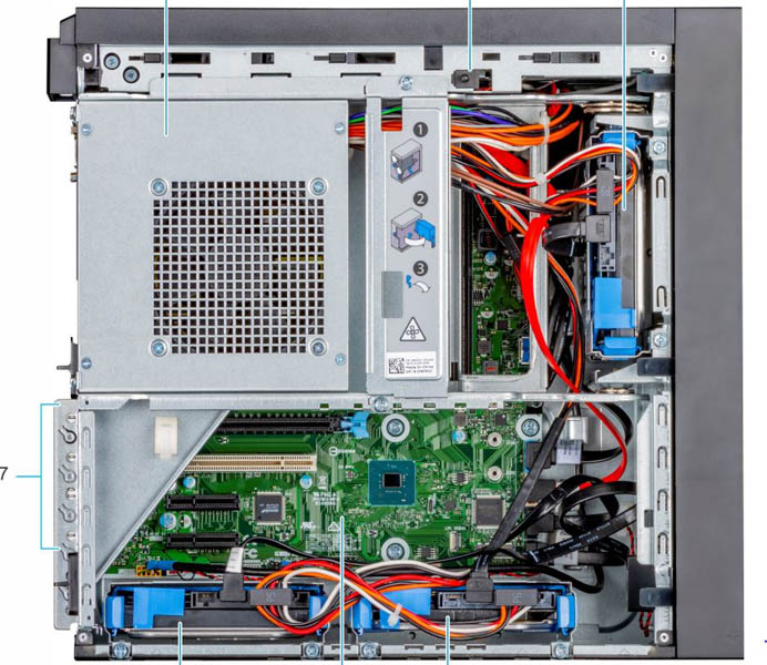 máy chủ dell poweredge t40